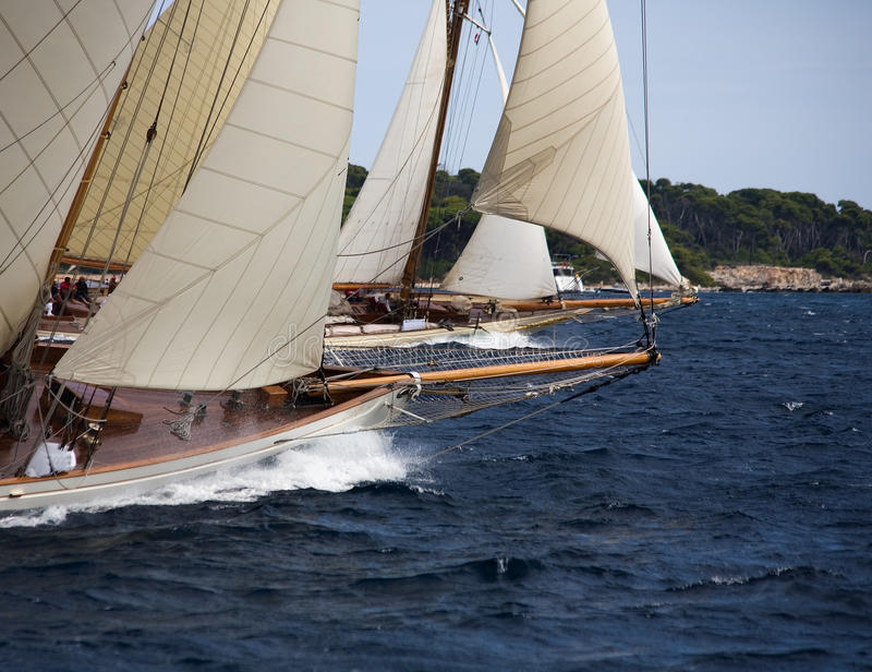 Download Old sailing boat stock photo. Image of nautic, collection - 10225784