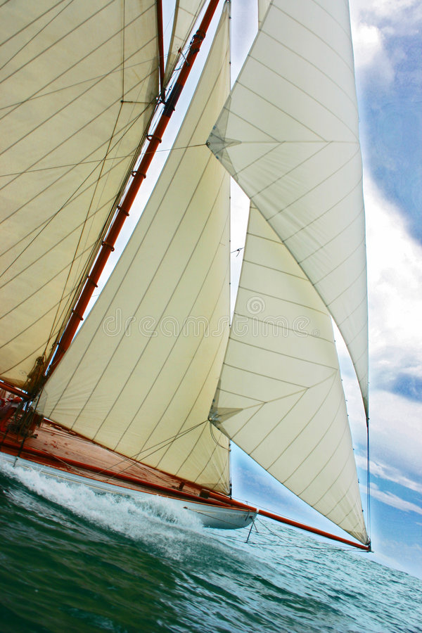 Free Old Sailing Boat Royalty Free Stock Photo - 1635715