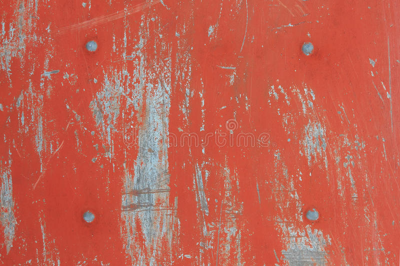Old scratched metal surface stock photo