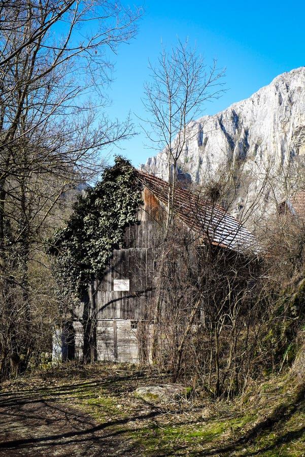 Free Old Shed - Turda Gorge - Cheile Turzii, Transylvania, Romania Royalty Free Stock Photography - 51802747