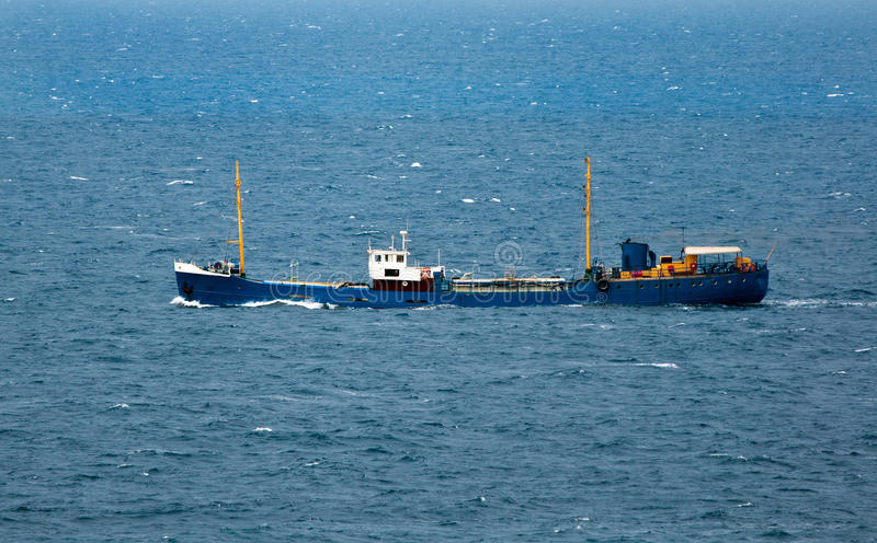 Download Old ship stock photo. Image of deliver, steam, waves - 15491512