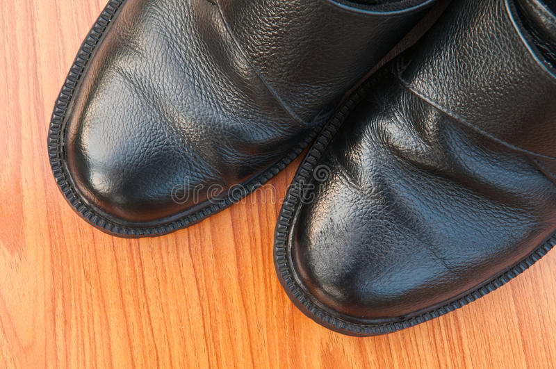 Download Old shoes stock photo. Image of close, wood, foot, dirty - 23965298