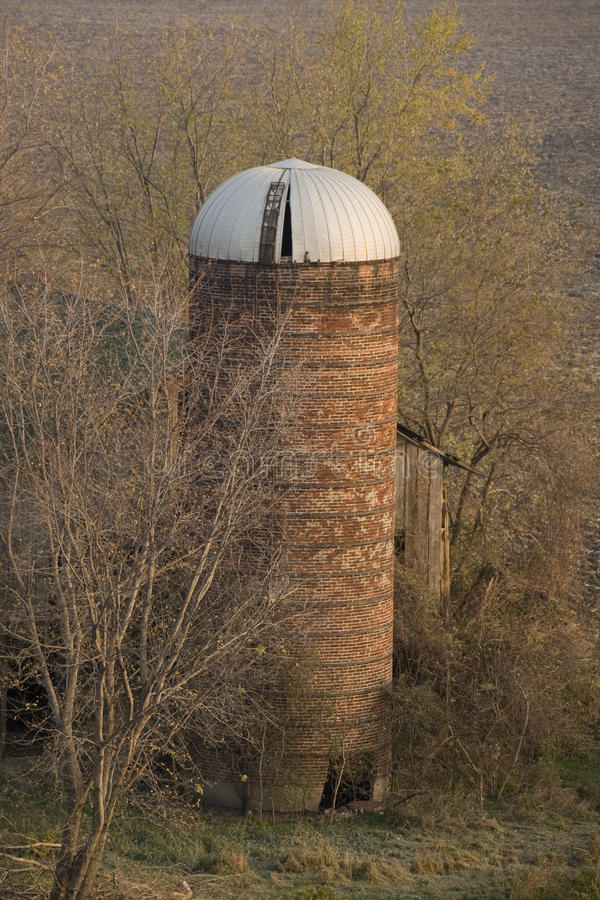 Free Old Silo Stock Images - 13029964