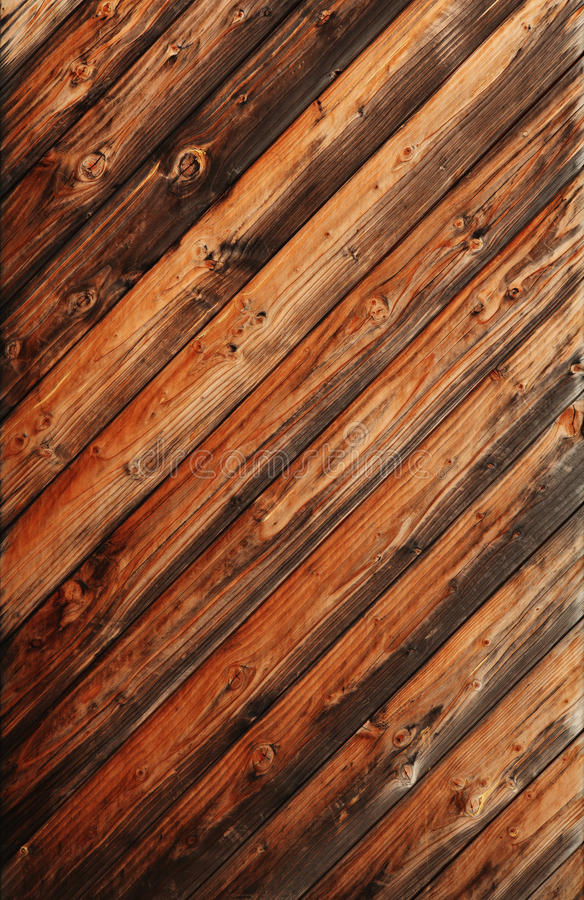 Old Skew Wood royalty free stock images