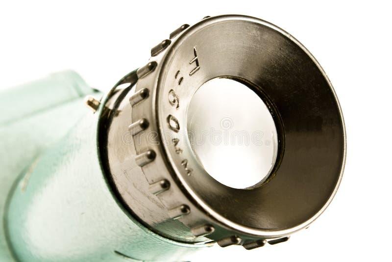 Download Old Slide Projector Lens stock image. Image of barrel - 19943229