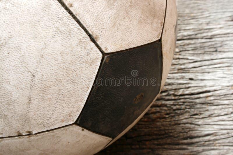 Old Soccer football royalty free stock photos