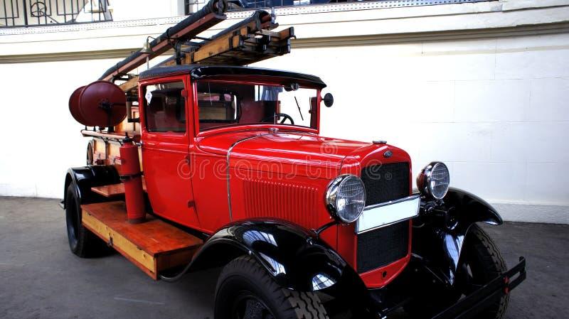 Old Soviet car royalty free stock photos
