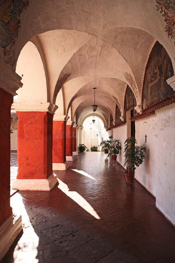 Free Old Spanish Architecture, Arequipa, Peru. Stock Photography - 17752832