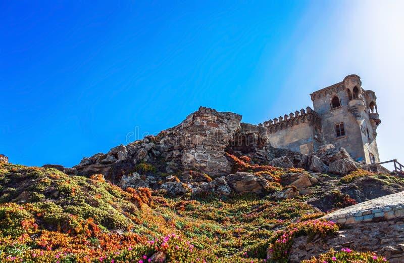 Old Spanish castle