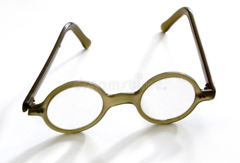Download Old spectacles stock image. Image of health, optical, blind - 5617251