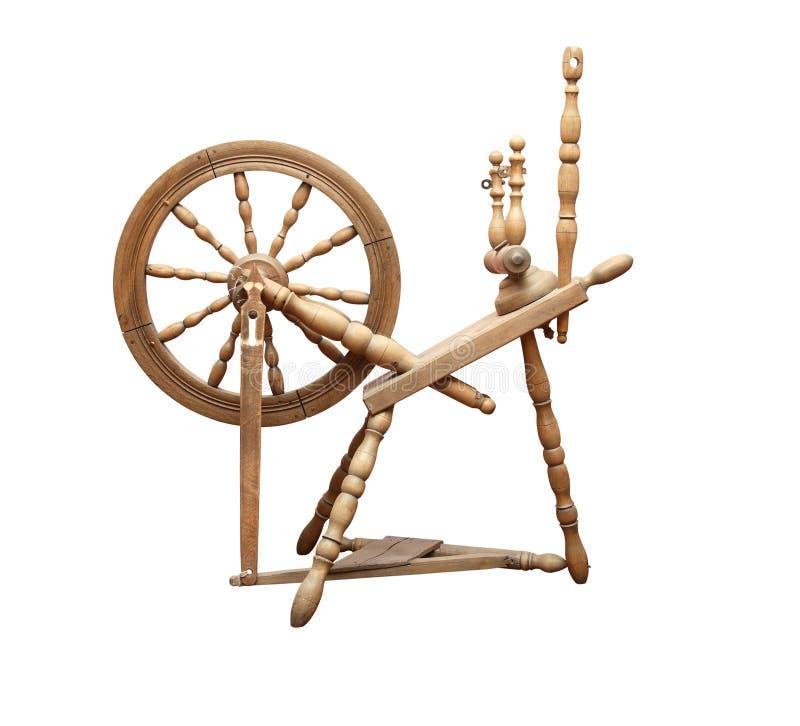 Free Old Spinning Wheel Stock Image - 66549541