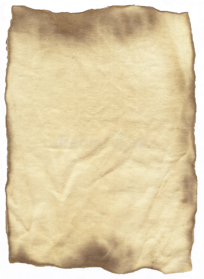 Old stained paper stock images