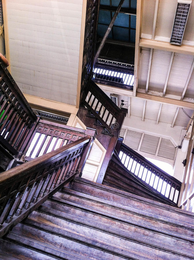 Download Old stair stock photo. Image of staircase, dark, stairway - 32484528