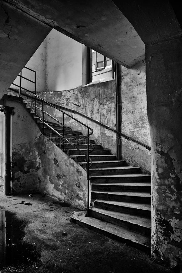 Free Old Staircase Stock Images - 30605204