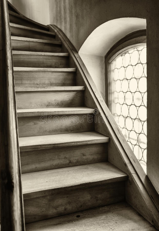 Free Old Staircase Stock Images - 62430414
