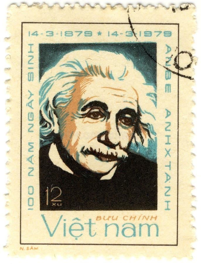 Download Old Stamp With Albert Einstein Editorial Photo - Image: 10425716