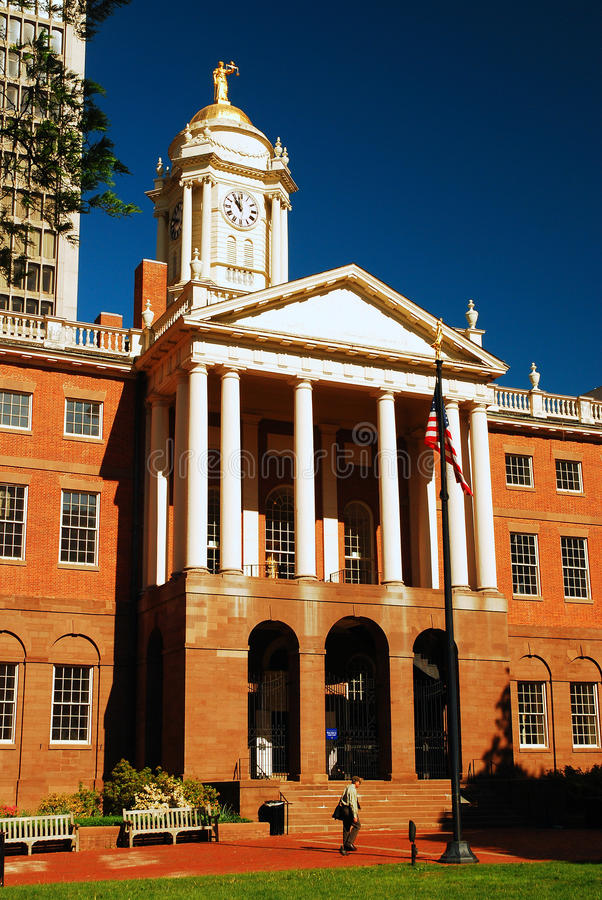Old State House royalty free stock image