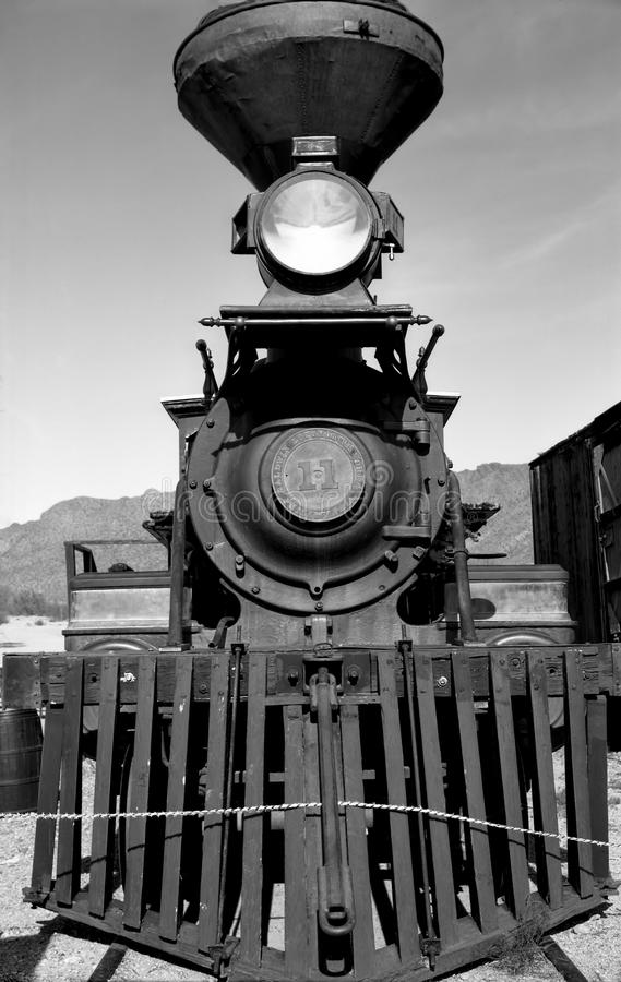 Free Old Steam Engine Stock Photo - 17917570