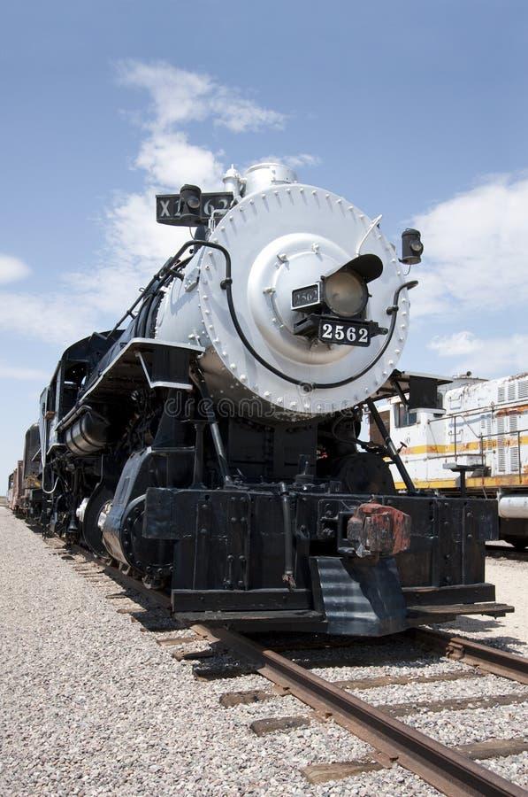 Free Old Steam Locomotive Royalty Free Stock Photos - 9493318