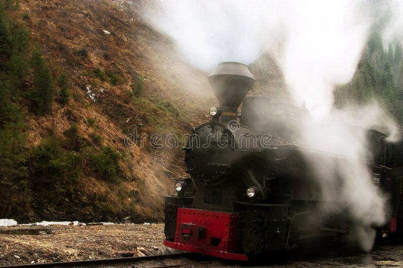 Old steam power royalty free stock photos