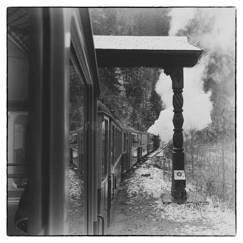 Free Old Steam Train Railway Romania Village Vintage Style Life Stock Photography - 161013962