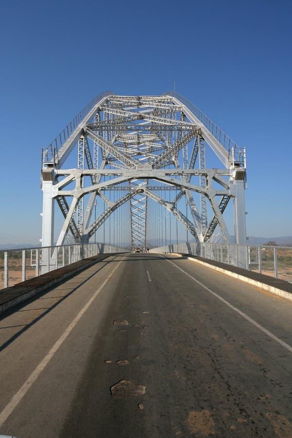 Download Old Steel Bridge stock photo. Image of wealth, maze, zimbabwe - 2675382