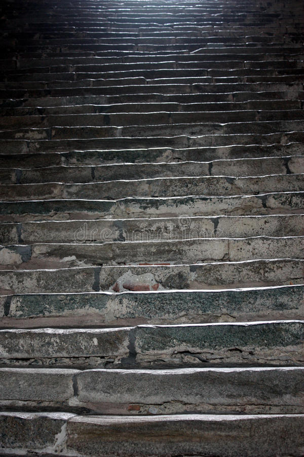 Free Old Steps Royalty Free Stock Images - 13097749