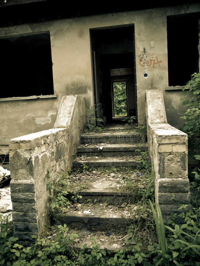 Free Old Steps Stock Images - 5295254