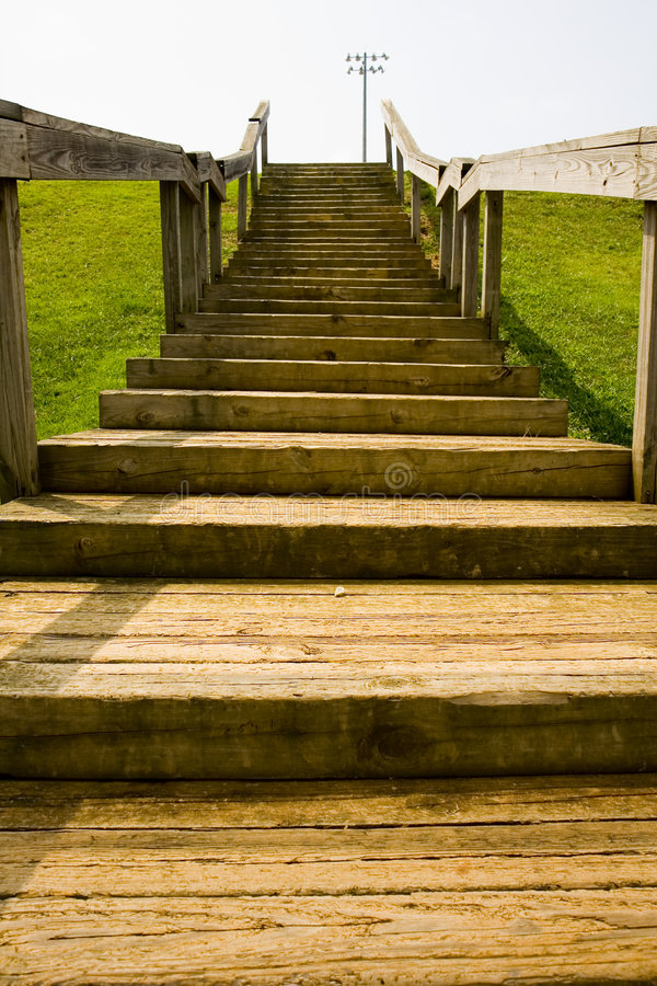Free Old Steps At Park Stock Photos - 6058733