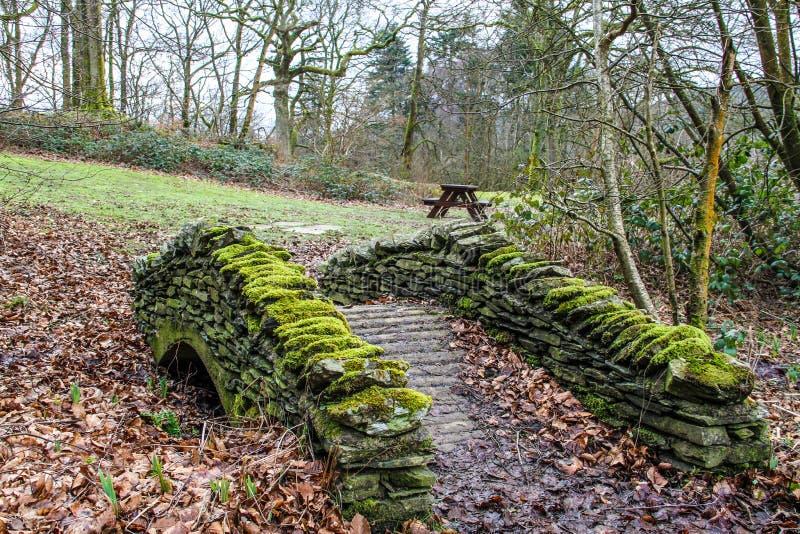 Download Old stone bridge stock image. Image of wild, outdoor - 83707335