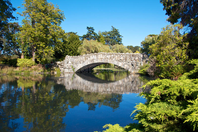 Old Stone Bridge 1 stock images