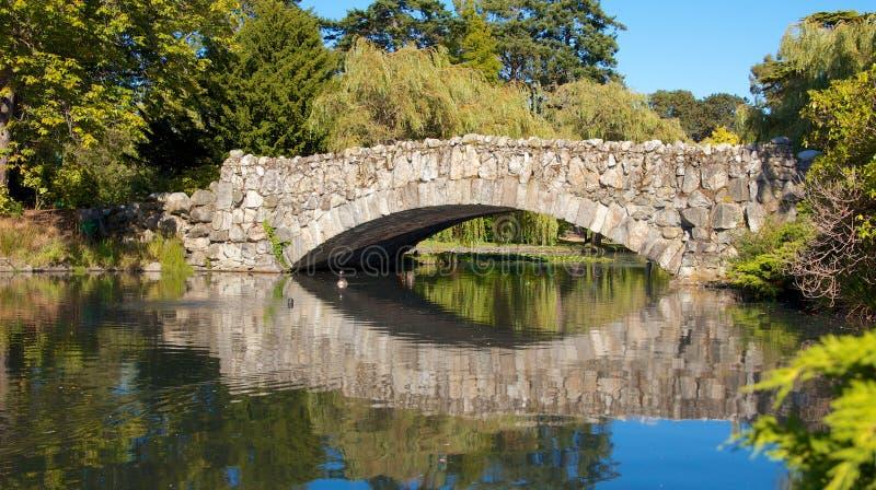 Old Stone Bridge 3 stock photo