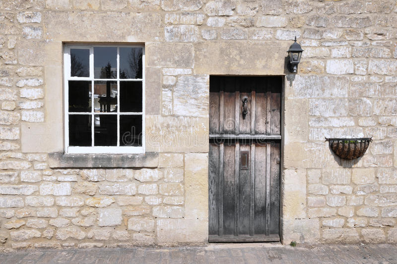 Download Old Stone Cottage stock photo. Image of architectural - 14174450