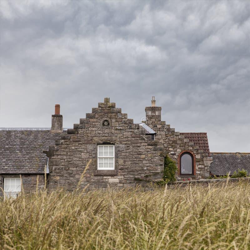 Free Old Stone Cottage Royalty Free Stock Photos - 67216078