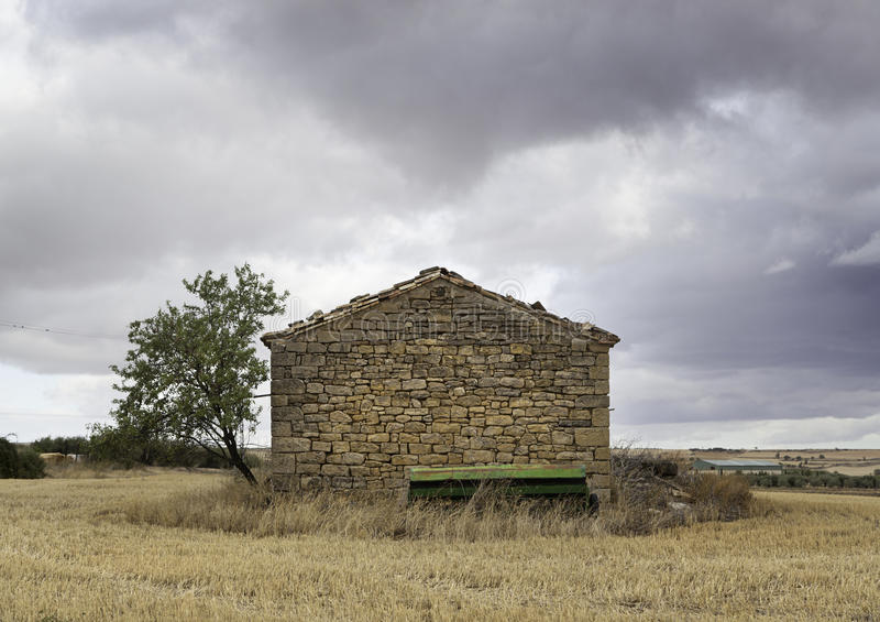 Old Stone House Royalty Free Stock Images