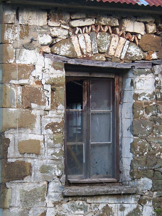 Old Stone House, Greek Mountain Village, Greece stock photos