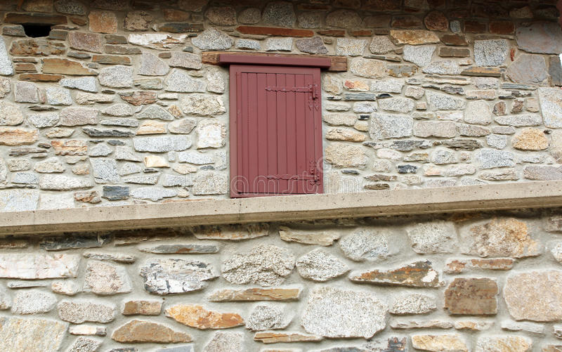 Download Old Stone House Wall And Window Stock Image - Image: 37700229