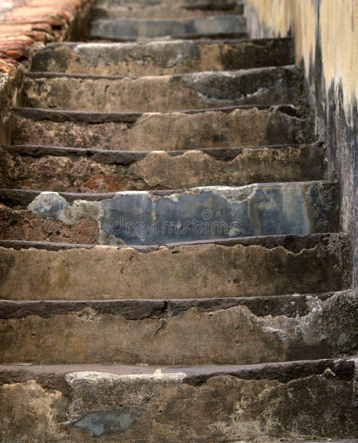 Free Old Stone Staircase Stock Photo - 5969140