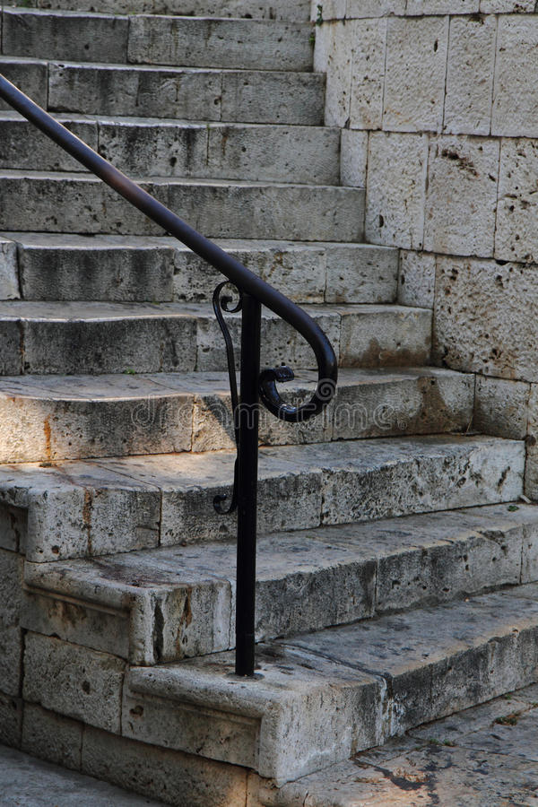 Download Old Stone Stairways In Greece Stock Image - Image: 29117899
