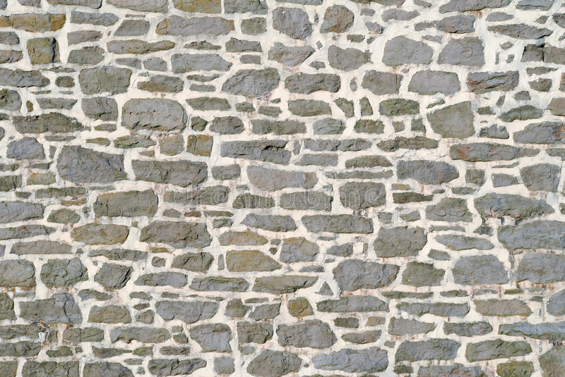 Download Old Stone Wall stock image. Image of construction, wall - 858343