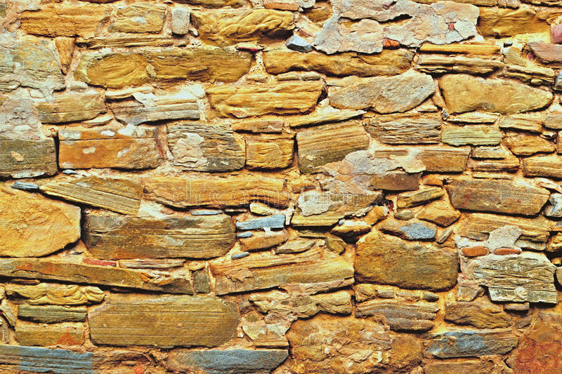 Download Old stone wall stock photo. Image of built, architecture - 39506484