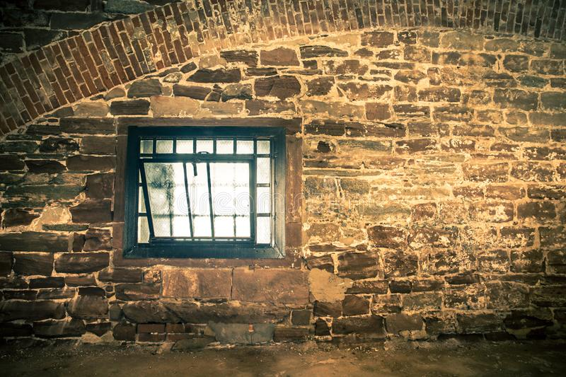 Download Old Stone Wall Window Stock Photo. Image Of Wall, Background    104147400