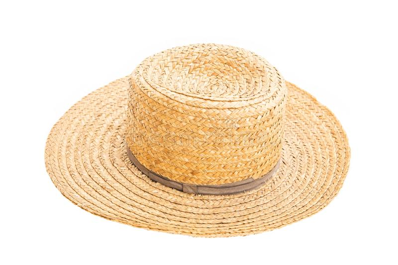 Old hat stock photography