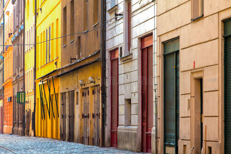 Download Old street stock photo. Image of site, narrow, architecture - 20103400