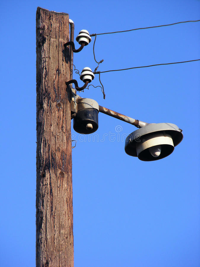 Free Old Street Lamp Stock Images - 12877344