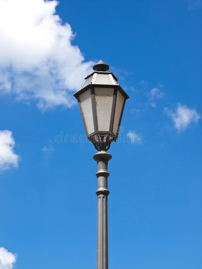 Download Old Street Lamp Royalty Free Stock Photo - Image: 24613615