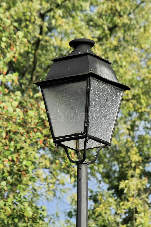 Download Old streetlamp stock photo. Image of lamp, light, architecture - 34457230