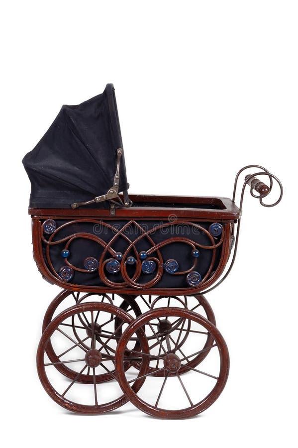 old stroller στοκ εικόνες με δικαίωμα ελεύθερης χρήσης
