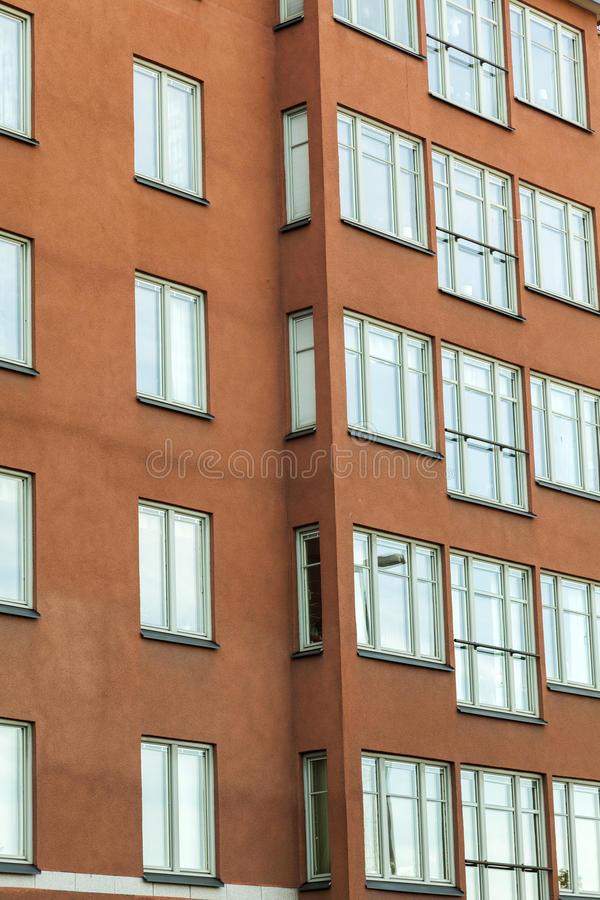 Old style building royalty free stock photos