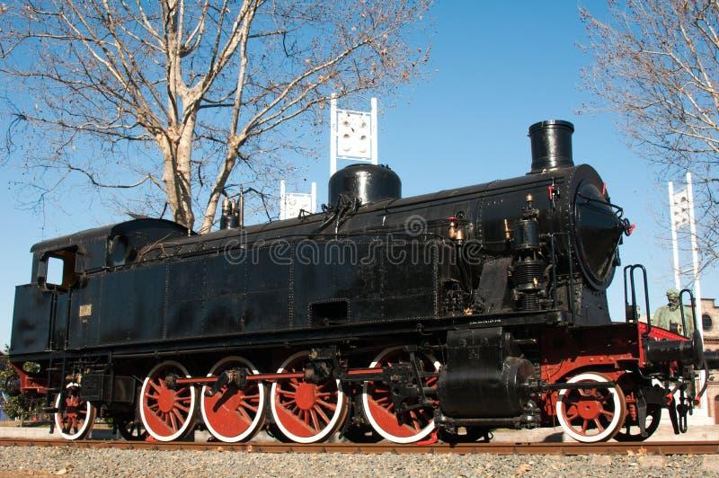 Download Old style locomotive stock photo. Image of twenties, style - 24020582